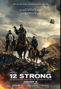 12 Strong (MA15+)