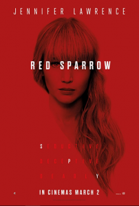 Red Sparrow (MA15+)