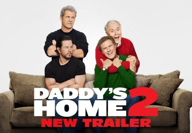 Daddy's Home 2 (PG)