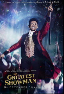 The Greatest Showman (M)