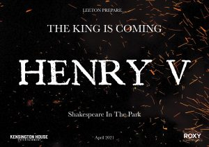 The Henry Chronicles 2021: from little things, big things grow